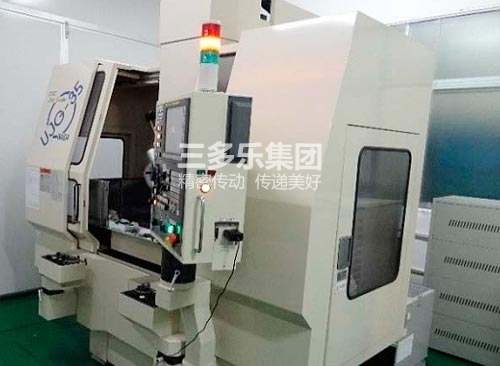 Precision gear inner hole grinding (coordinating grinding)