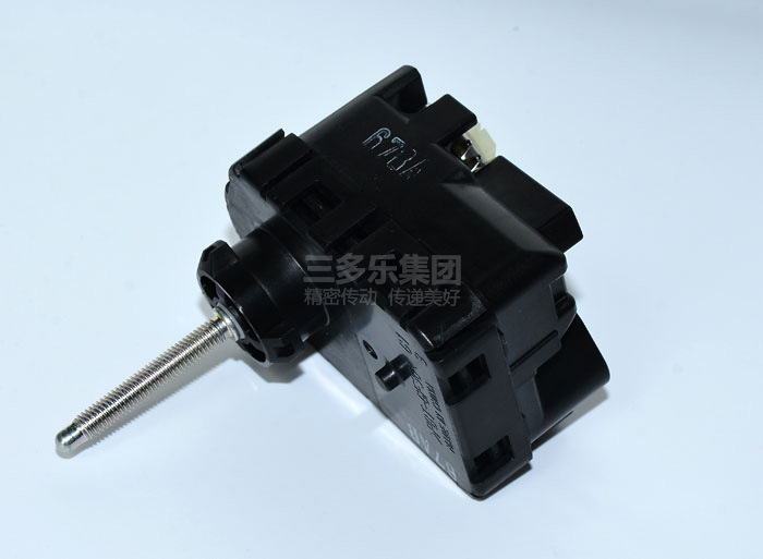 Car drive gearbox